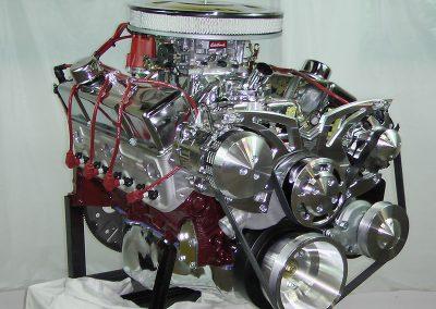 Chevy 350 Corvette crate engine
