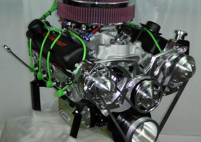 Chevy 383 turn key crate engine