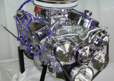Chevy Camaro crate engine