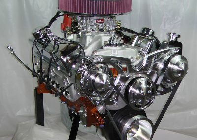 Chevy Corvette crate engine