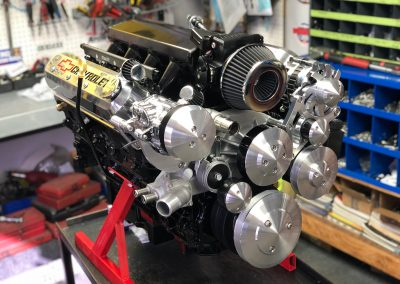 '56 Chevy LQ9 crate engine