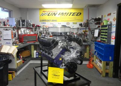 Ford 427w crate engine