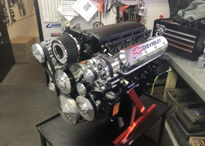 Chevy LS Series crate engine