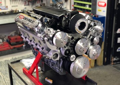 LS crate engine