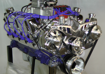 Ford 347 EFI crate engine