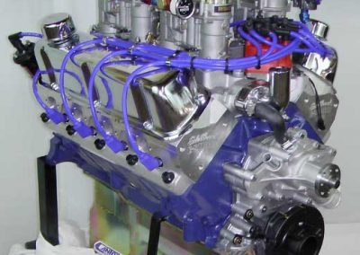 Ford Inglese stack induction