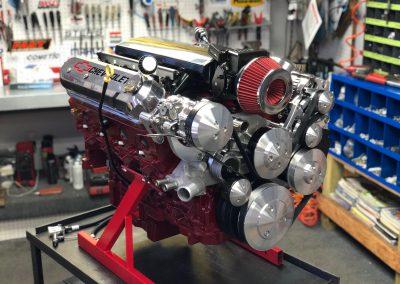 LS series crate engine