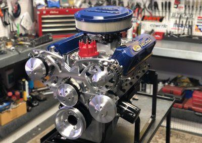 Ford stroker engine