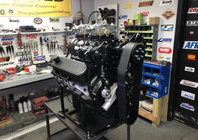 Hot Rod crate engine
