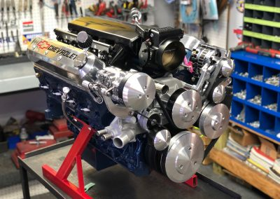 Chevy LS crate engine