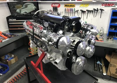 Chevy LS3 crate engine