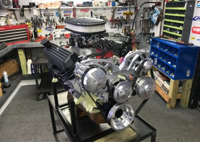 Ford 347CI crate engine