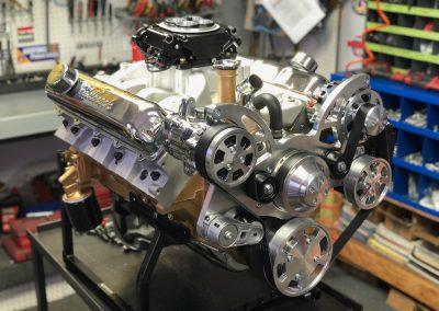 Oldsmobile Cutlass crate engine
