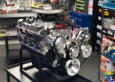 Ford 408w crate engine