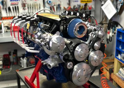 Chevy LQ9 crate engine