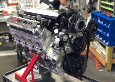 LS 441CI crate engine