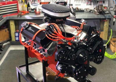 Chrysler 500 crate engine