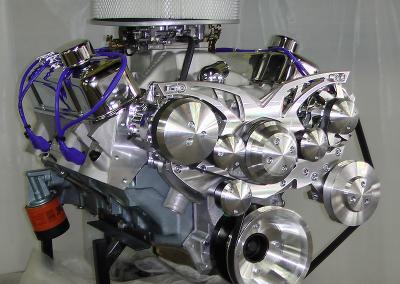 Oldsmobile crate engine