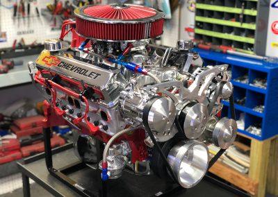 '69 Camaro crate engine