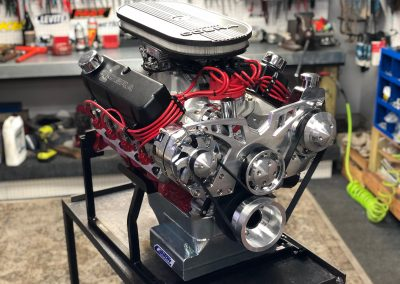 SBF 302 crate engine