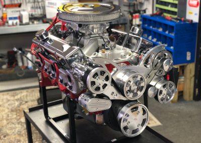 Chevy Camaro crate engine