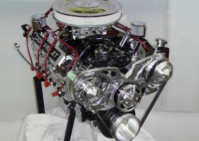 Small block Chevy crate engine