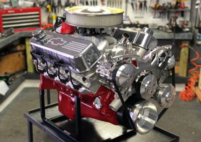 BBC 502 crate engine