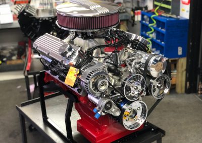 Ford Mustang crate engine