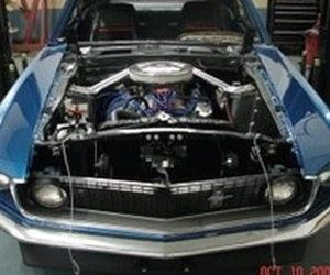 Ford Mustang 418CI Crate Engine Review Proformance Unlimited