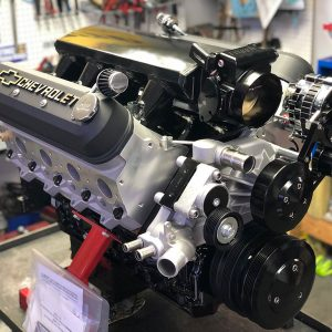 LSx Drop-In-Ready Engine | 376, 408, 416, 420, 427, and 441CI Engines