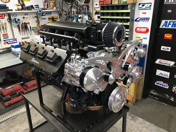 392CI Gen III Hemi Performance Crate Engine